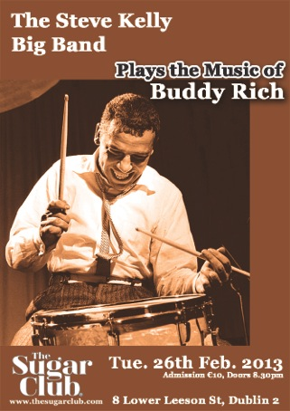 Buddy Rich Tribute