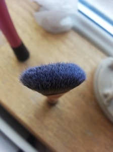 Real Techniques angled base brush