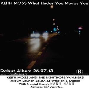 Keith Moss Review- Album