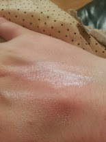 ELF Shimmering Facial Whip and Benefit Highbeam