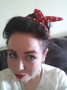 Pin up headbands