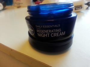 Nivea Night Cream- Dry Skin