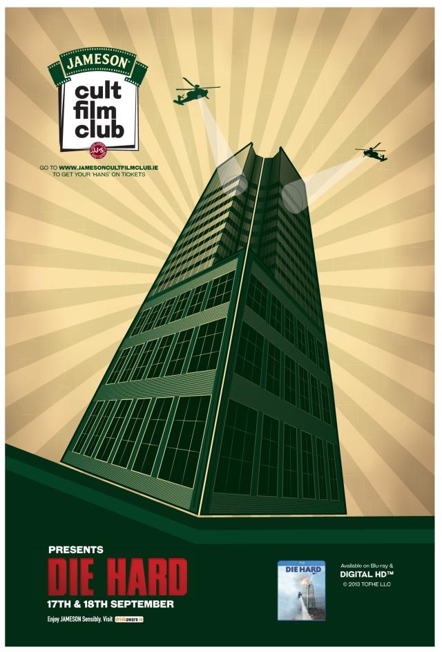 Jameson Cult Film Club screening of Die Hard