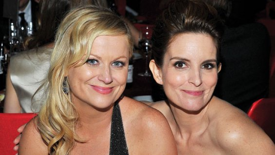 Amy Poehr and Tina Fey Womance