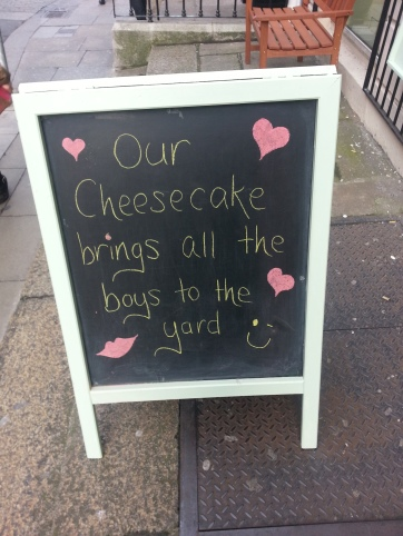 Cheesecake dublin