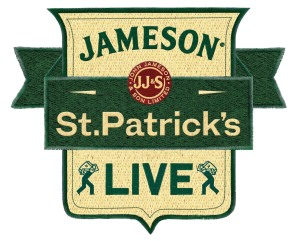 Jameson St. Patricks LIVE