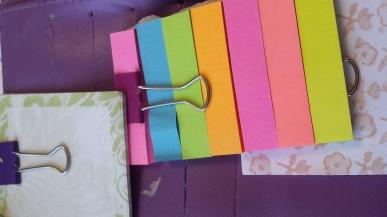 Organising a blog