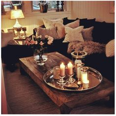 Cosy winter nights
